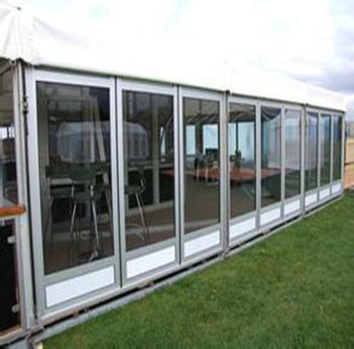 玻璃篷房销售