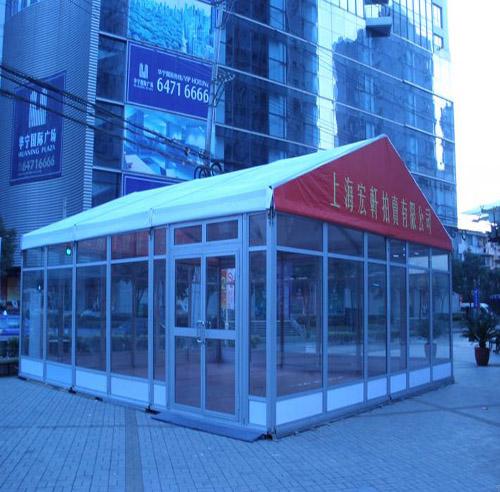 玻璃篷房销售公司