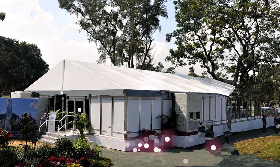 庆典篷房搭建