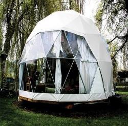 特殊形状篷房