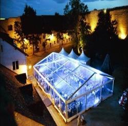 玻璃篷房租赁公司
