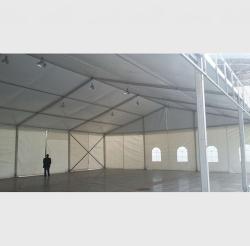 庆典篷房安装