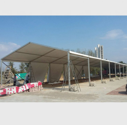 庆典篷房设施