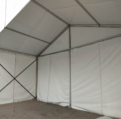 房展篷房搭建
