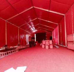 南阳庆典篷房搭建