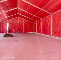 大型房展篷房